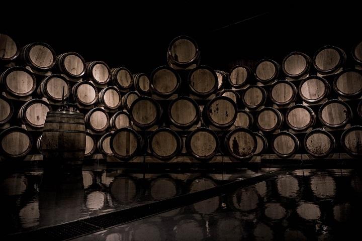 酒窖中的除湿为优质葡萄酒提供保障