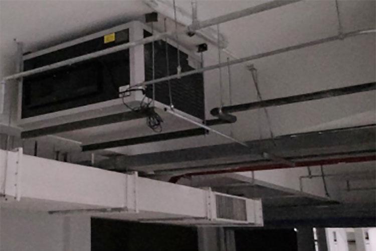 吊顶除湿机