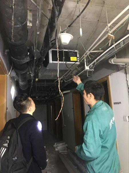 2房地产室内除湿项目