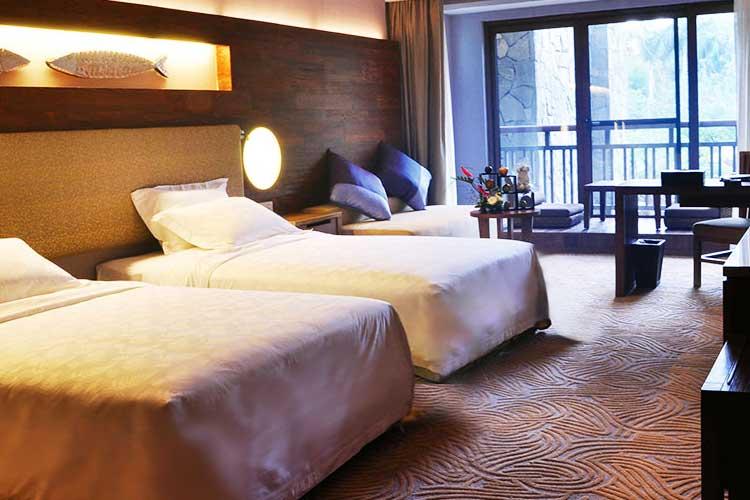 长隆酒店客房