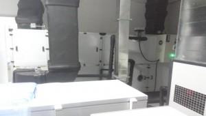苏州欧赛微科制药车间控温除湿