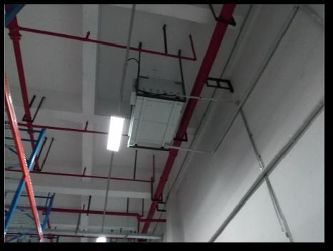 华为东莞嘉达仓库除湿机案例832