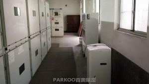 10KV高压配电间工业除湿机CF20降温除湿项目