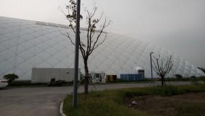 气膜建筑间除湿